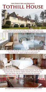 Tothill House B&B