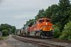 BNSF Railway (on KCS)<br /> Noel, Missouri<br /> June 15, 2014