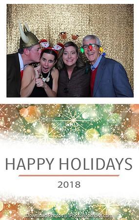 Mayor's Holiday Party 2018
