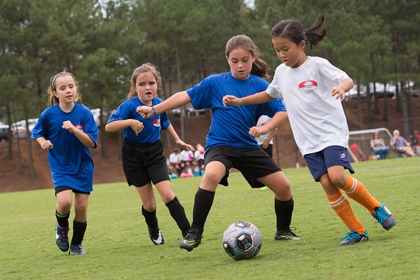 2016 Shockwaves Fall Soccer