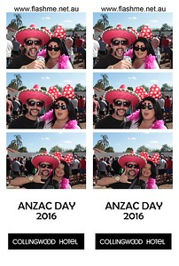 ANZAC Day 2016 @ Collingwood Hotel - 25 April 2016