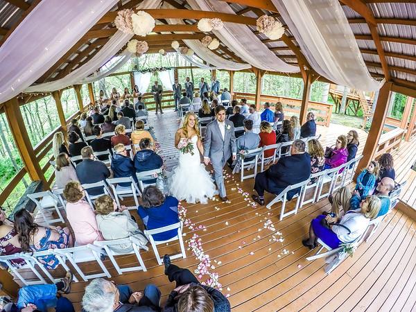 Katlyn & Shawn Wedding Timelapses