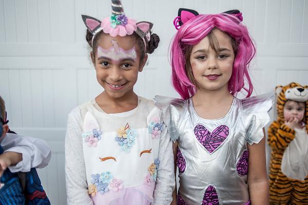 Halloween at Azalea Lane