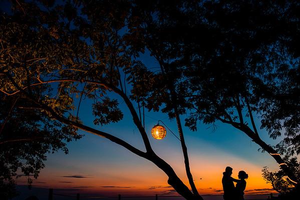 Deborah and Eduardo´s Beach Wedding at Casa Del Mar, Acapulco