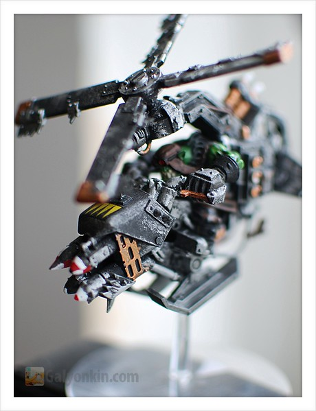 Вертолет из Вахи