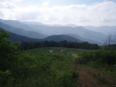 North Carolina Camping July 2007