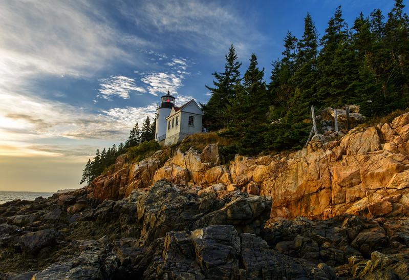 Bass Harbor Head-Lighthouse