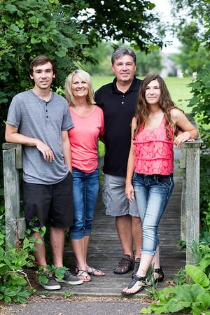 Murphy Family August 2014