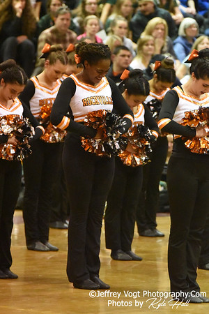 2/2/2019 Rockville HS at MCPS County Poms Championship Blair HS Division 1,  Photos by Jeffrey Vogt Photography with Kyle Hall
