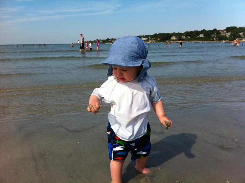 Saturday afternoon @ Wingaersheek Beach