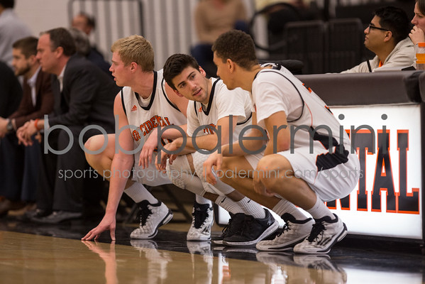 Oxy Men's Basketball vs Laverne 2-5-15