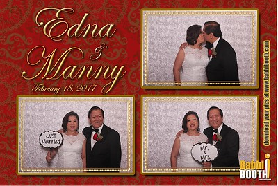 Edna and Manny