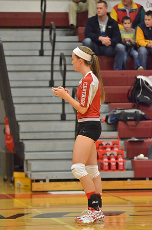 GV Volleyball vs Lowville 12-7-15