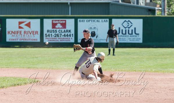 160510 NBHS JV Baseball vs Douglas