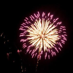 Light The Night Fireworks 2019