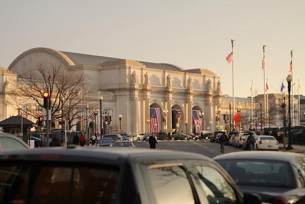 Inaugural Parade Culver 2013