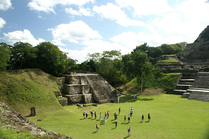 Mayan Ruins of Xunantunich, Belize City - Wednesday, Dec 27, 2006, Day 5