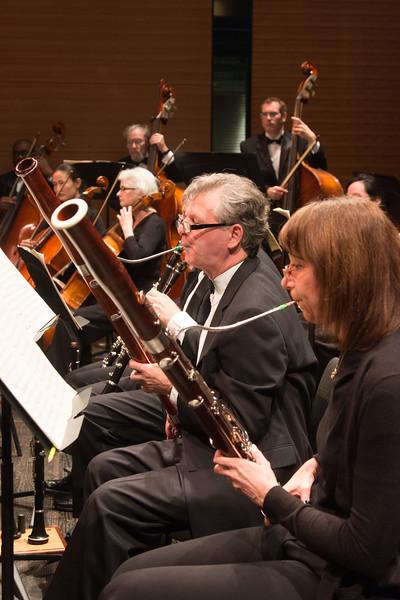 Don Loomis, Hillary Burchuk -- Symphony of the Potomac, January 29, 2017