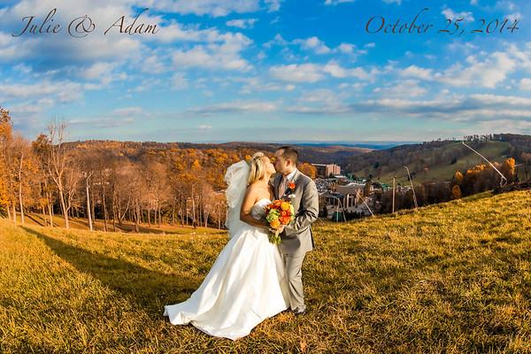 Julie & Adam Seven Springs