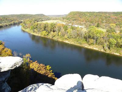 2011 10/28 to 30 Arkansas Fall Colors