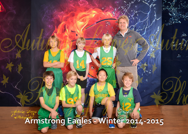 Armstrong Eagles - 4B