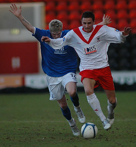 Airdrie v Queen of the South (0.3) 17 2 07