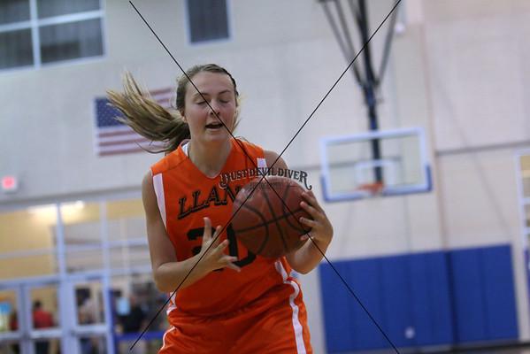 Ladies Summer Basketball6-3-14