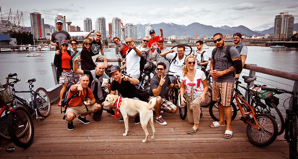 Canada Day Bike Cruise