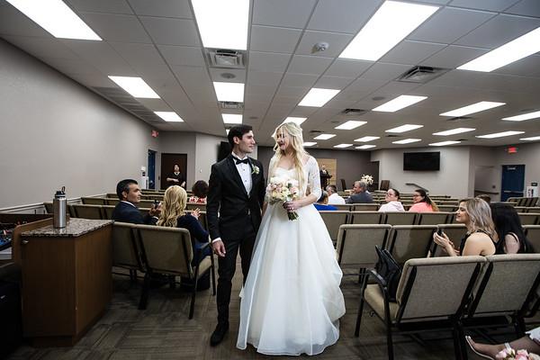 Daria and Robinson Wedding