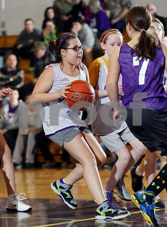 2014 Coudersport 5th and 6th Grade Girls Basketball