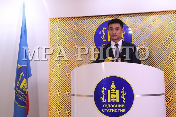 Монгол Улсын нийгэм, эдийн засгийн 2019 оны эхний 6 сарын статистик мэдээллийг танилцууллаа.