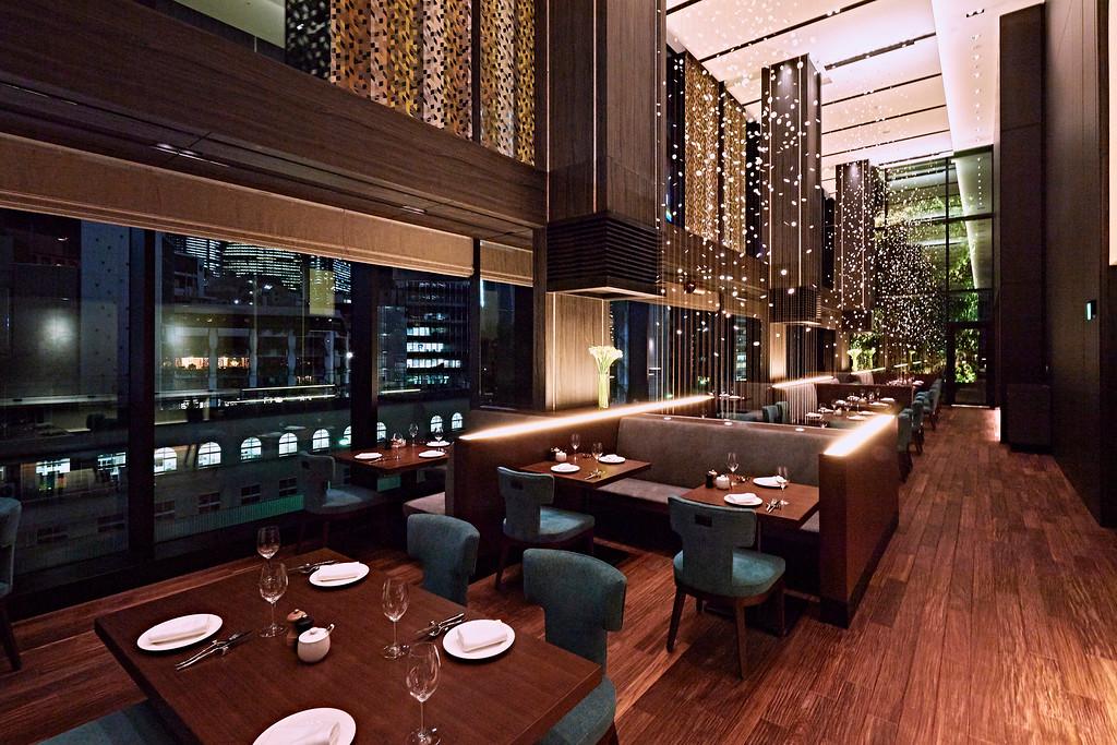 Gate Hotel Tokyo restaurant