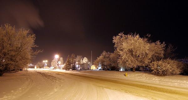 Frosty Winter Days
