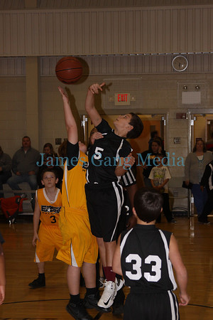 Game 6 vs E Hall - 12/11/12