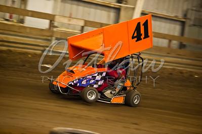 River Arena Speedway - Indoor Karts - Jan 21, 2012