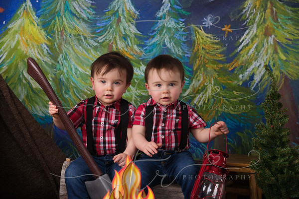 Peyton and Micah turn ONE! Baby Plan
