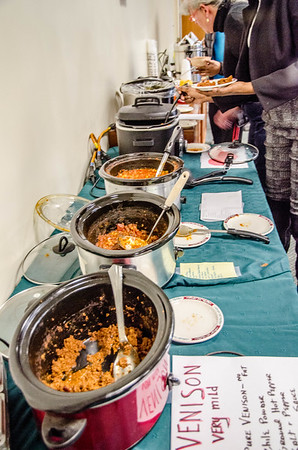 2018-02-04 Chili Cook-off