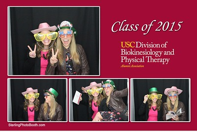 Class of 2015 USC Division of Biokinesiology and Physical Therapy