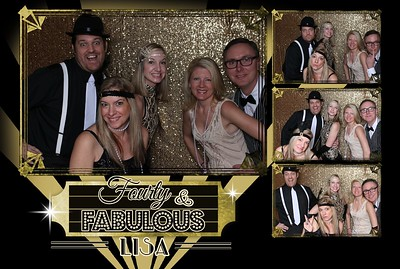 Lisa's 40th Gatsby Party