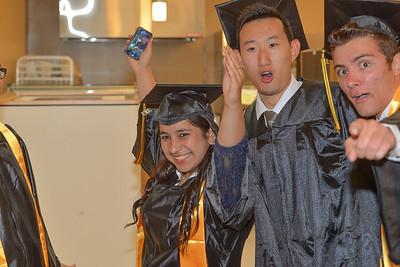 Sharvani & Friends Graduation