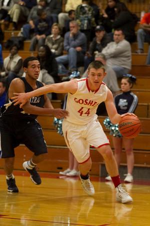 Goshen vs. Elkhart Central Boys Basketball