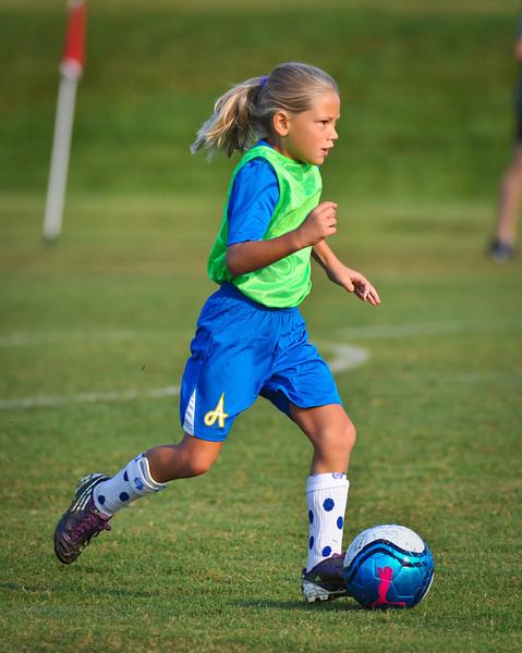 Breitenwischer/Cronin Soccer Aug 2013