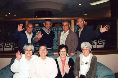 10-23-1999 Shoe & Mae Kanamori in Branson, MO