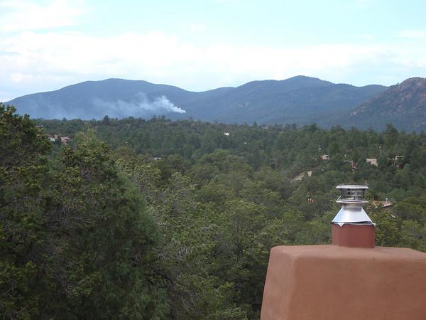2008-08-03 Lightning Fire
