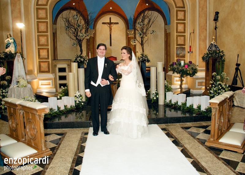 Juan Gregorio y Gina