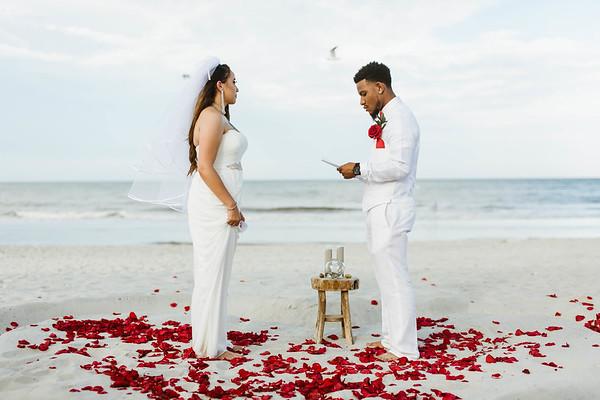 Djuan&Courtney Wedding