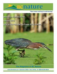 BC Nature Magazine