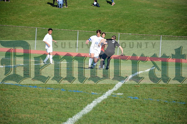 Monticello vs Port Jervis boys