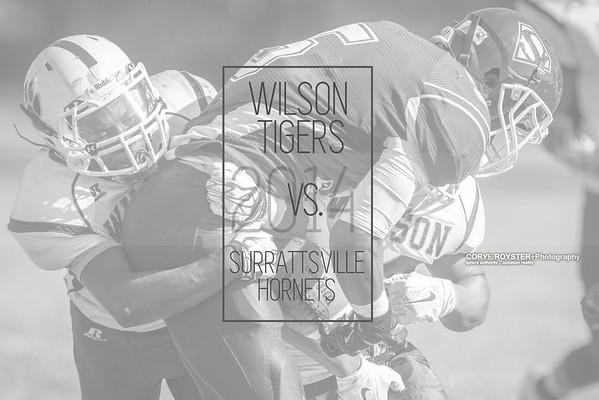 Wilson vs. Surrattsville