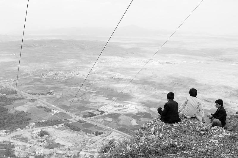 Jabal Haraz, Yemen